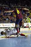 2013-11-09-FC Barcelona Alusport vs Hospital Llevant Manacor: 6-0.