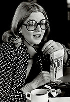 1979 FILE PHOTO - ARCHIVES -<br /> <br /> Patricia Bosworth in Toronto with her bestseller entitled Montgomery Clift<br /> <br /> <br /> Bezant, Graham<br /> Picture, 1979<br /> <br /> 1979,<br /> <br /> PHOTO : Graham Bezant - Toronto Star Archives - AQP