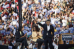 Obama and Oprah campaign in South Carolina