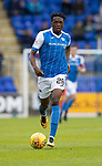 St Johnstone v Partick Thistle…28.04.18…  McDiarmid Park    SPFL<br />Matty Willock<br />Picture by Graeme Hart. <br />Copyright Perthshire Picture Agency<br />Tel: 01738 623350  Mobile: 07990 594431