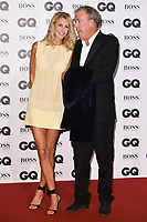 Jeremy Clarkson and Lisa Hogan<br /> arriving for the GQ's Men of the Year Awards 2017 at the Tate Modern, London<br /> <br /> <br /> ©Ash Knotek  D3304  05/09/2017