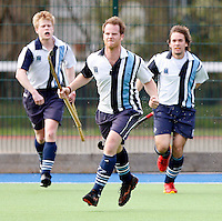 Hampstead & Westminster v Beeston HA Cup Semi-Final