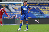 Anthony Hartigan of AFC Wimbledon during AFC Wimbledon vs Accrington Stanley, Sky Bet EFL League 1 Football at The Kiyan Prince Foundation Stadium on 3rd October 2020