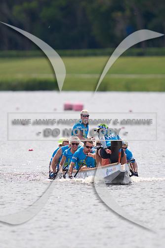 2021 U.S. Dragon Boat Federation Club Crew National Championships at Nathan Benderson Park in Sarasota, Florida.  (Mike Janes Photography 2021)