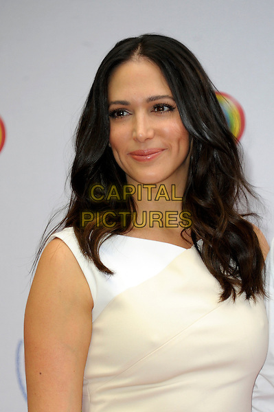 LONDON, ENGLAND - JUNE 02: Lauren Silverman attends the Health Lottery Tea Party at The Savoy Hotel on June 2, 2014 in London, England.<br /> CAP/CJ<br /> ©Chris Joseph/Capital Pictures