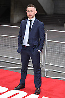 "Carl Frampton<br /> at the ""Jawbone"" premiere held at the bfi, South Bank, London. <br /> <br /> <br /> ©Ash Knotek  D3263  08/05/2017"