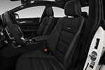 Front seat view of 2017 Mercedes Benz CLS AMG-63-S 4 Door Sedan Front Seat  car photos