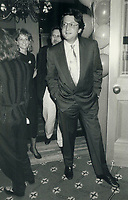 1987 FILE PHOTO - ARCHIVES -<br /> <br /> Garth Drabinsky<br /> <br /> 1987<br /> <br /> PHOTO :  Erin Comb - Toronto Star Archives - AQP