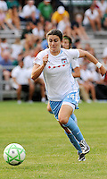Karen Carney...Saint Louis Athletica defeated Chicago Red Stars 2-0 at Anheuser-Busch Soccer Park, Fenton, MO