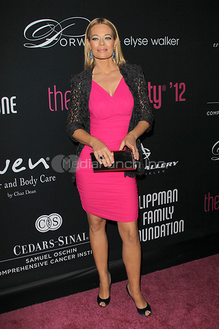 SANTA MONICA, CA - OCTOBER 27:  Jeri Ryan at the 8th annual Pink Party hosted by Michelle Pfeiffer to benefit Cedars-Sinai Women's Cancer Program at HANGAR:8 on October 27, 2012 in Santa Monica, California. Credit: mpi21/MediaPunch Inc.