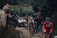 2nd October 2021, Paris–Roubaix Cycling tour; The first ever women's edition of Paris Roubaix which is famous for its uneven cobblestone course