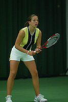 10-3-06, Netherlands, tennis, Rotterdam, National indoor junior tennis championchips,