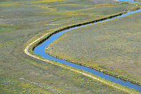 Irrigation ditch. Adams County, Colorado. Aug 2014,  812935