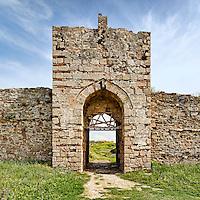 The castle of Methoni in Messinia, Greece
