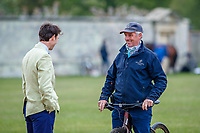 during the CCI-L 3* First Horse Inspection. 2021 GBR-Saracen Horse Feeds Houghton International Horse Trials. Hougton Hall. Norfolk. England. Wednesday 26 May 2021. Copyright Photo: Libby Law Photography