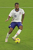 US Soccer  USMNT   USA vs Trinidad & Tobago<br /> January 31, 2021, Exploria Stadium, Orlando Florida USMNT vs Trinidad & Tobago