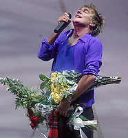 ROD STEWART CONCERT AT MADISON SQUARE GARDEN NEW YORK CITY 02/25/2004<br /> <br /> Photo By John Barrett/PHOTOlink /MediaPunch