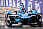 Sebastien Buemi of Switzerland from Renault e.dams competes during the FIA Formula E Hong Kong E-Prix Round 2 at the Central Harbourfront Circuit on 03 December 2017 in Hong Kong, Hong Kong. Photo by Victor Fraile / Power Sport Images