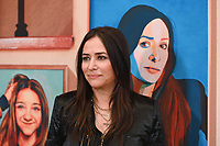 "NEW YORK - MARCH 4: Pamela Adlon attends the season 4 premiere of FX's ""Better Things"" at the Whitby Hotel on March 4, 2020 in New York City. (Photo by Anthony Behar/FX Networks/PictureGroup)"