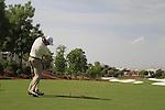 Padraig Harrington tees off on the 4th tee during  Day 2 at the Dubai World Championship Golf in Jumeirah, Earth Course, Golf Estates, Dubai  UAE, 20th November 2009 (Photo by Eoin Clarke/GOLFFILE)