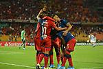 Independiente Medellín venció 1-0 a Atlético Tucumán. Partido de ida Fase 3 Conmebol Libertadores 2020.