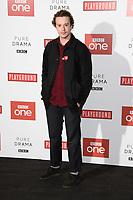 "Joe Quinn<br /> at the ""Howard's End"" screening held at the BFI NFT South Bank, London<br /> <br /> <br /> ©Ash Knotek  D3343  01/11/2017"