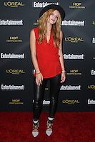 WEST HOLLYWOOD, CA, USA - AUGUST 23: Bella Thorne arrives at the 2014 Entertainment Weekly Pre-Emmy Party held at the Fig & Olive on August 23, 2014 in West Hollywood, California, United States. (Photo by Xavier Collin/Celebrity Monitor)
