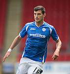 St Johnstone FC Season 2015-16<br /> Graham Cummins<br /> Picture by Graeme Hart.<br /> Copyright Perthshire Picture Agency<br /> Tel: 01738 623350  Mobile: 07990 594431
