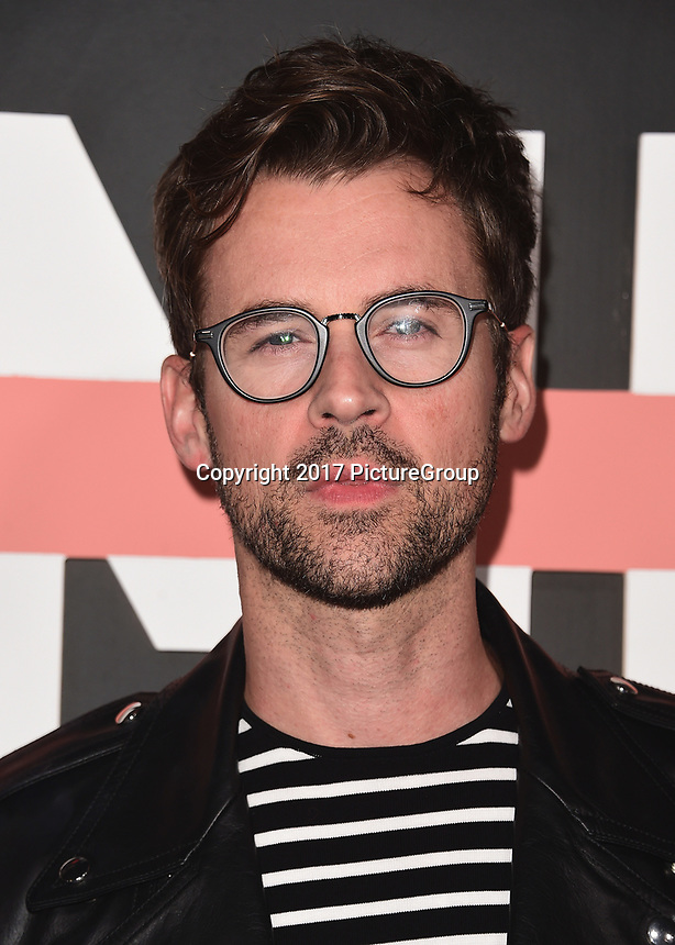 """LOS ANGELES- OCTOBER 11:  Brad Goreski at the premiere of """"Demi Lovato: Simply Complicated"""" at The Fonda Theatre on October 11, 2017 in Los Angeles, California. (Photo by Scott Kirkland/PictureGroup)"""
