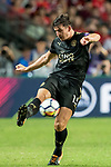 Leicester City FC defender Harry Maguire in action during the Premier League Asia Trophy match between Liverpool FC and Leicester City FC at Hong Kong Stadium on 22 July 2017, in Hong Kong, China. Photo by Weixiang Lim / Power Sport Images