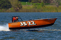 """JS-22 """"Insufficient Funds""""  (Jersey Speed Skiff(s)"""