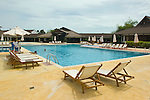 The Club Med Turkoise pool.