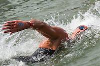 SCHOUTEN Marcel NED<br /> Hoorn, Netherlands <br /> LEN 2016 European Open Water Swimming Championships <br /> Open Water Swimming<br /> Men's 5km<br /> Day 02 12-07-2016<br /> Photo Giorgio Perottino/Deepbluemedia/Insidefoto