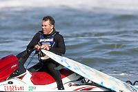 Jeff Clark. Mavericks Surf Contest in Half Moon Bay, California on February 13th, 2010.