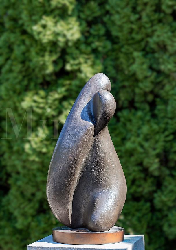 Modern sculpture, Grounds for Sculpture, Hamilton, New Jersey, USA