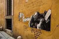 To Ennio Morricone.<br /> <br /> Roma & Romans Part 36 - 2020.