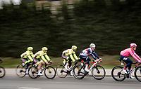 Ryan Mullen (IRE/Trek-Segafredo)<br /> <br /> 105th Ronde van Vlaanderen 2021 (MEN1.UWT)<br /> <br /> 1 day race from Antwerp to Oudenaarde (BEL/264km) <br /> <br /> ©kramon