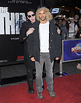 Marilyn Manson and Eli Roth at The Universal Pictures' Premiere of THE THING held at Universal City Walk in Universal City, California on October 10,2011                                                                               © 2011 Hollywood Press Agency