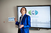 Simon Redfern, Open Bank Project, Startup Pitch Stage.  Wired Money fintech event, Level39, Canary Wharf.