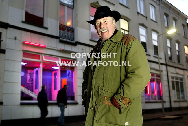 Arnhem, 141205<br /> Rudy Kousbroek, exploitant van raamprostitutie in spijkerkwartier.<br /> Foto: Sjef Prins - APA Foto
