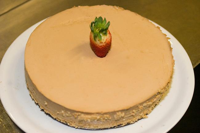Dessert, Danny Rock Restaurant, Florence, Italy
