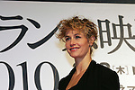 March 18, 2010 - Tokyo, Japan - Actress Cecile De France attends the French Film Festival 2010 Opening Ceremony at Roppongi Hills on March 18, 2010 in Tokyo, Japan. (Laurent Benchana/Nippon News).