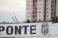 Campinas (SP), 06/06/2021 - Futebol - Ponte Preta - Vasco - Partida entre Ponte Preta e Vasco pela segunda rodada do Campeonato Brasileiro da série B, neste domingo (6), no Estádio Moisés Lucarelli, em Campinas (SP).