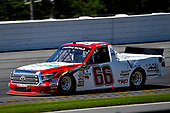 NASCAR Camping World Truck Series<br /> Overton's 150<br /> Pocono Raceway, Long Pond, PA USA<br /> Saturday 29 July 2017<br /> Justin Fontaine, Promatic Automation Toyota Tundra<br /> World Copyright: Rusty Jarrett<br /> LAT Images