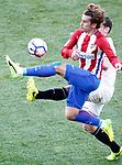 Atletico de Madrid's Antoine Griezmann during La Liga match. March 19,2017. (ALTERPHOTOS/Acero)