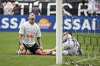 Sao Paulo (SP), 02/02/2020 - Corinthians-Santos - Sidcley e Everson. Corinthians e Santos, durante partida valida pela quarta rodada do campeonato paulista 2020, na Arena Corinthians, zona leste da capital, na manha deste domingo (02). (Foto: Ale Frata/Codigo 19/Codigo 19)