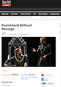 Punishment Without Revenge | Arcola Theatre | Time Out London 23.01.14