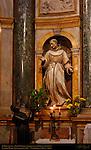 St. Bernardino, Antonio Raggi 1662, Chigi Chapel, Cathedral of Siena, Santa Maria Assunta, Siena, Italy