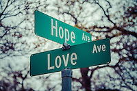 Where Hope Meets Love