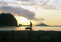 - Napoli, l'isola di Nisida vista da Bagnoli<br /> <br /> - Naples, the island of Nisida seen from Bagnoli
